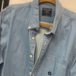 Abercrombie and Fitch Jean Shirt